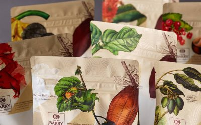 PACKAGING DEL MESE: IL B2B DI CACAO BARRY