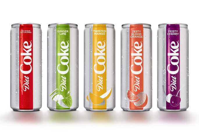 IL PACKAGING DEL MESE: LA NUOVA LATTINA COCA-COLA LIGHT
