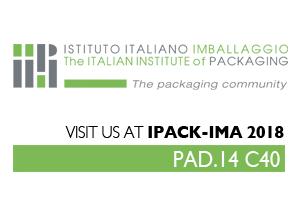 L'ISTITUTO ITALIANO IMBALLAGGIO A IPACK-IMA2018