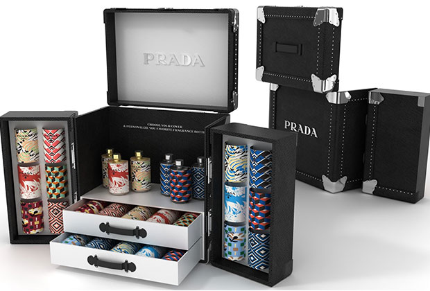 LE FRAGRANZE PRADA E IL PACKAGING SARTORIALE
