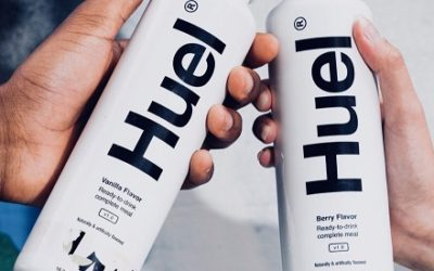 PACKAGING DEL MESE: LA BOTTIGLIA PER I READY-TO-DRINK HUEL