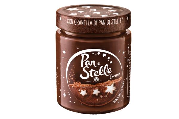Vaso in vetro per la crema Pandistelle | BARILLA