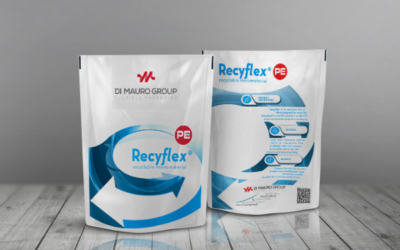 RECYFLEX – Imballaggio flessibile formato Doypack | DI MAURO