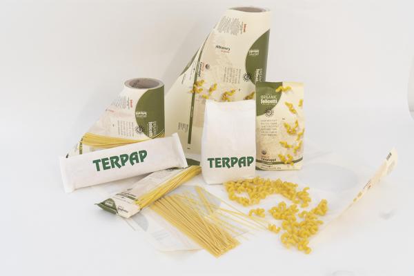 TERPAP – Carta naturale di pura cellulosa | Lineapack Chinello